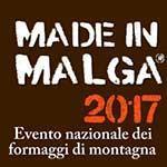 MADE IN MALGA 2017 - ASIAGO 07 - 10 SETTEMBRE